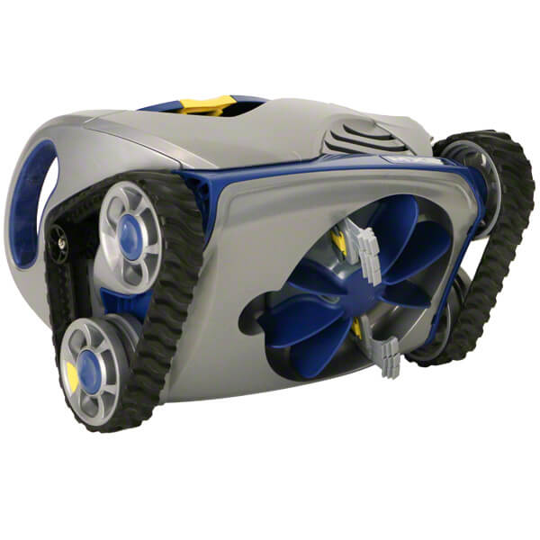 Zodiac MX6 Elite Pool Cleaner Side