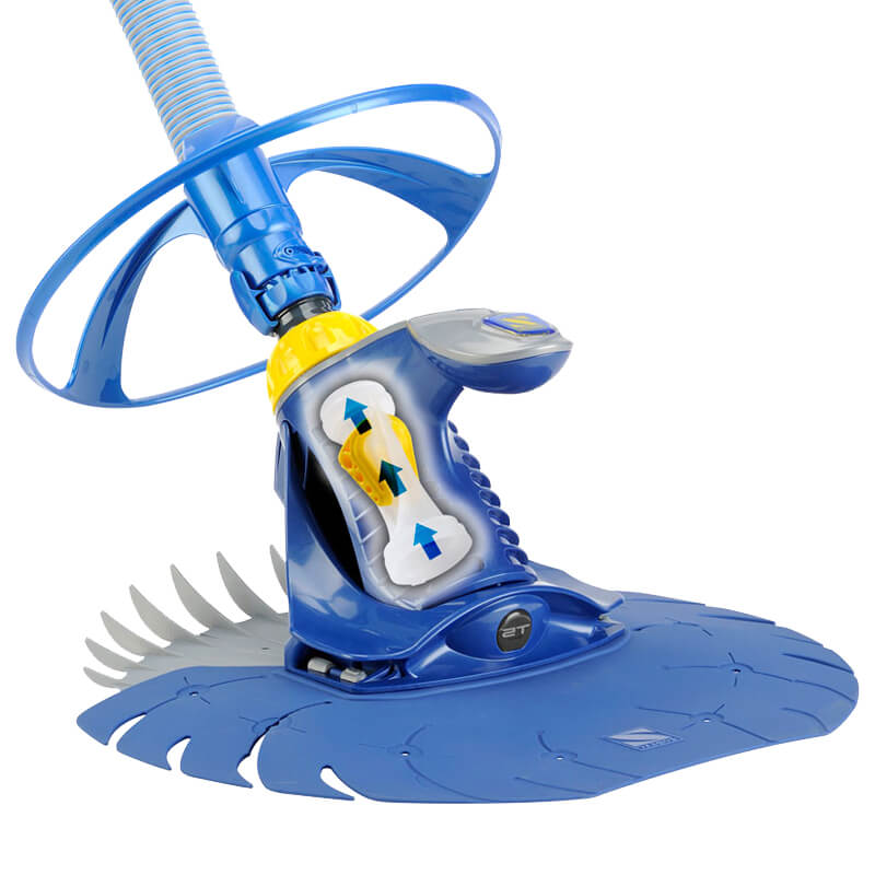 Zodiac Baracuda T5 Duo Disc Suction Pool Cleaner Poolequip