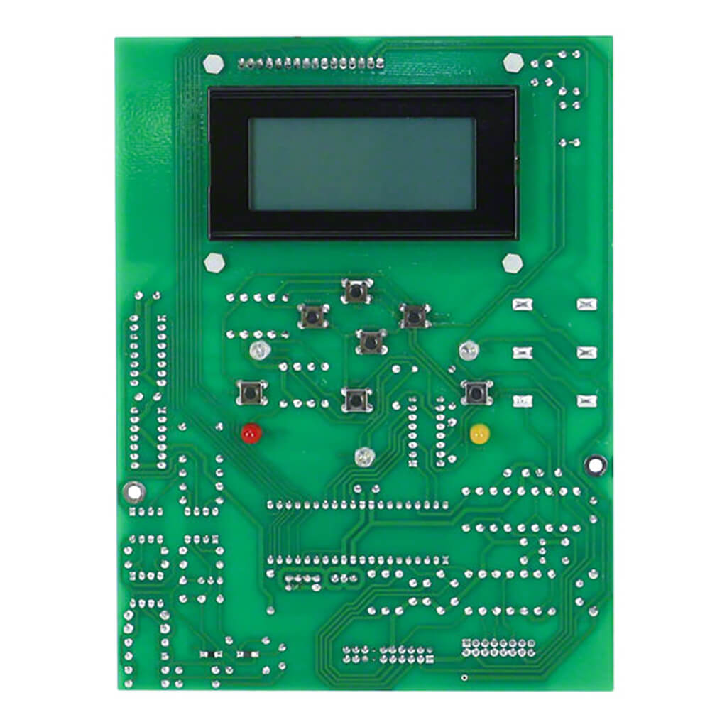 Zodiac tri chlorinator timer control circuit board w082993 poolequip zodiac tri chlorinator control pcb circuit board front ccuart Images
