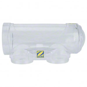 Zodiac Tri Chlorinator Salt Cell Clear Housing R0740200